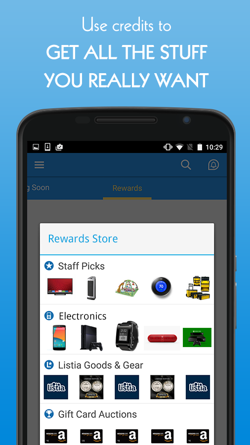 Listia - Get Free Stuff & Sell- screenshot