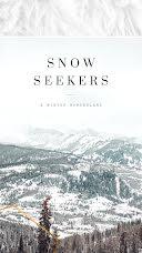 Snow Seekers - Instagram Story item