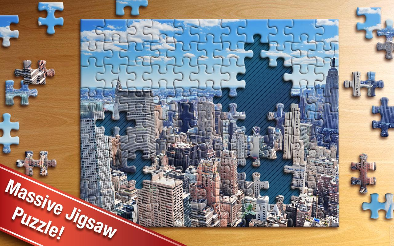 Jigsaw Puzzle - Android Apps on Google Play