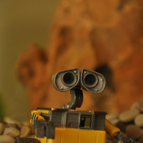 well wall-E by Appo Siappo - Artistic Objects Toys