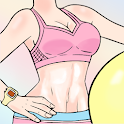 Belly Fat Burning Workout icon