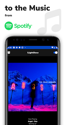 iLightShow for Philips Hue / LIFX / Nanoleaf by Nicolas Anjoran