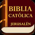 Biblia de Jerusalén - Biblia Católica icon