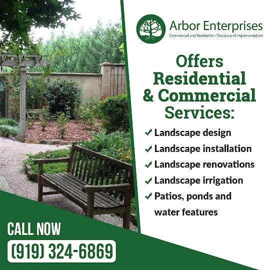 landscape service pittsboro