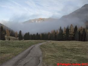 Photo: IMG_4291 le nubi di valle si alzano