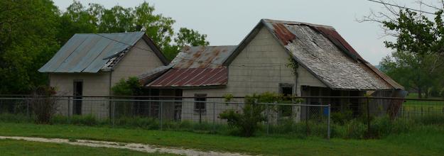Photo: Fantastic old house.  May TX 8 April 2012