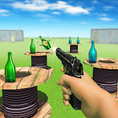 Bottle Shooting Game Expert