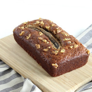 Healthy Banana Nut Bread Recipe