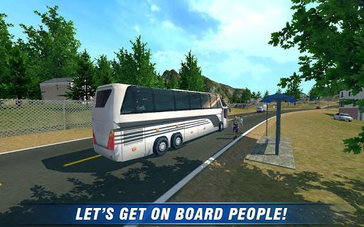 City Bus Coach SIM 2 1.7 screenshots 1