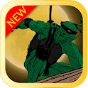 Ninja Turtle Jump icon