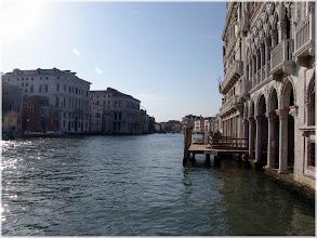 Photo: Venecia. Vista del Gran Canal htp://www.viajesenfamilia.it/