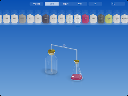 CHEMIST - Virtual Chem Lab- screenshot thumbnail
