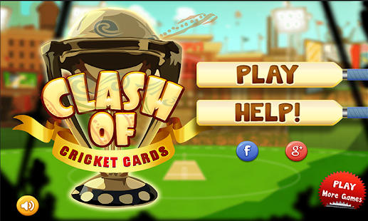 Clash of Cricket Cards- screenshot thumbnail
