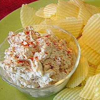 Bacon and Horseradish Dip.