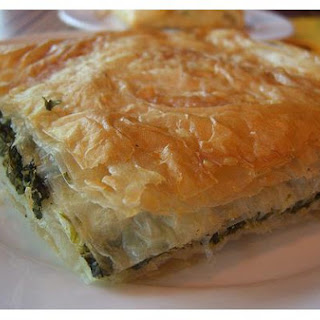 Spanakopita Greek Spinach Pie