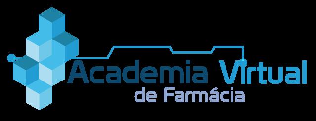 Logo da Academia Virtual de Farmácia do CRF SP