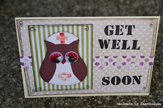 Photo: BEST WISHES CARD 12