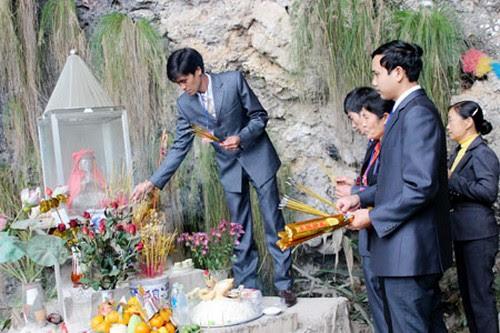 Lễ hội văn hóa Động Tiên Sơn Lai Châu năm 2013 - 3