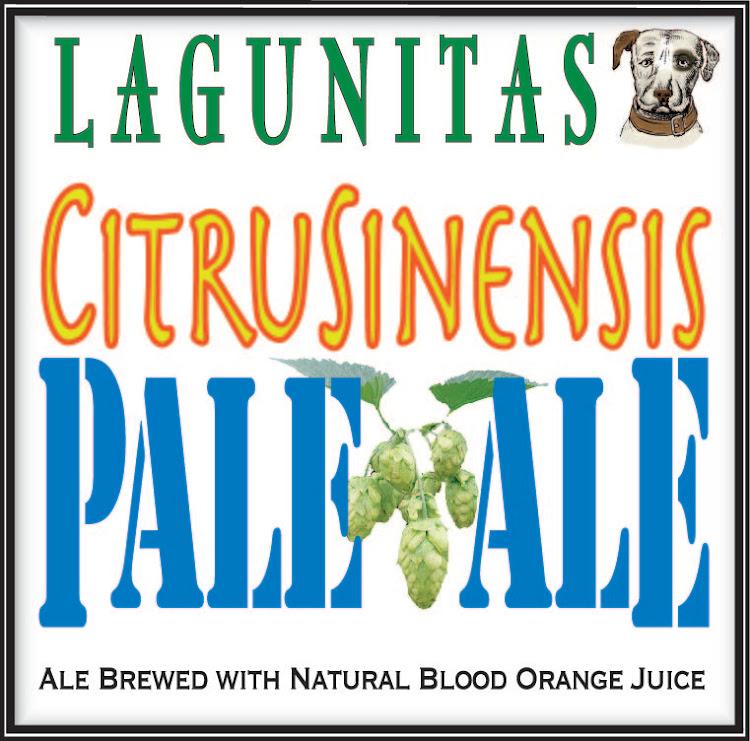 Logo of Lagunitas Citrusinensis Blood Orange Pale Ale