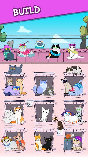 Cats Tower - Adorable Cat Game! filehippodl screenshot 3