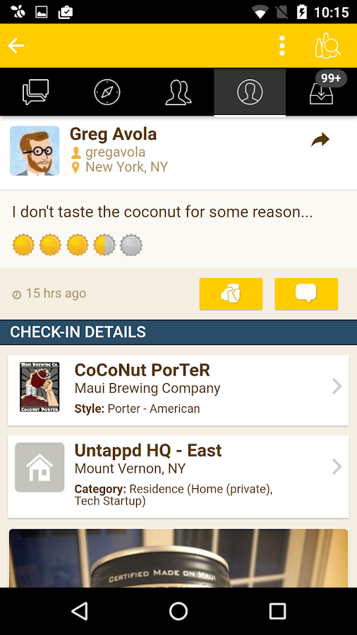 Untappd-Discover-Beer 9