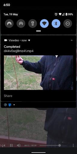 Viewdeo (free): Reddit Video Sharing made Simple 4.1.3 screenshots 2