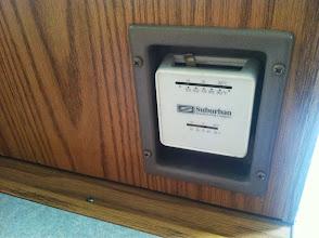 Photo: Thermostat