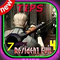 dicas de Resident Evil 4-7 icon