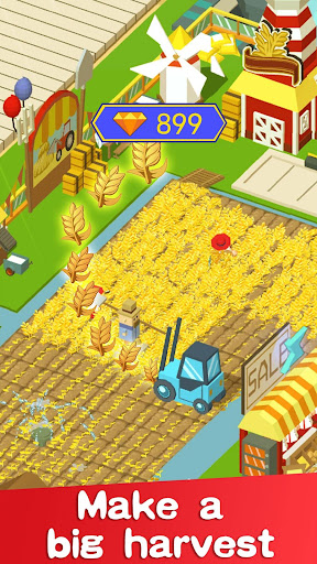 Idle Farm Tycoon - Cash Empire modavailable screenshots 4