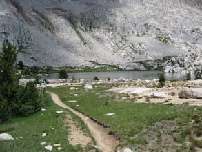 Photo: Evolution Lake