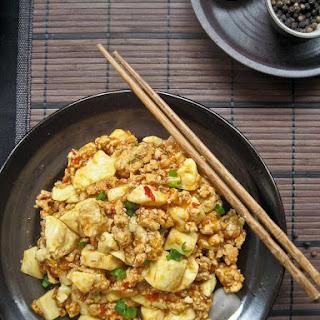 Ma Po Dofu Recipe ~ Spicy Sichuan Beancurd 麻婆豆腐