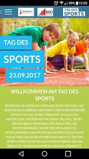 Tag des Sports - náhled