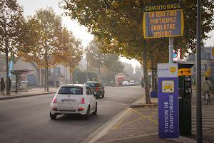 COVOIT'ICI Les Mureaux Gare