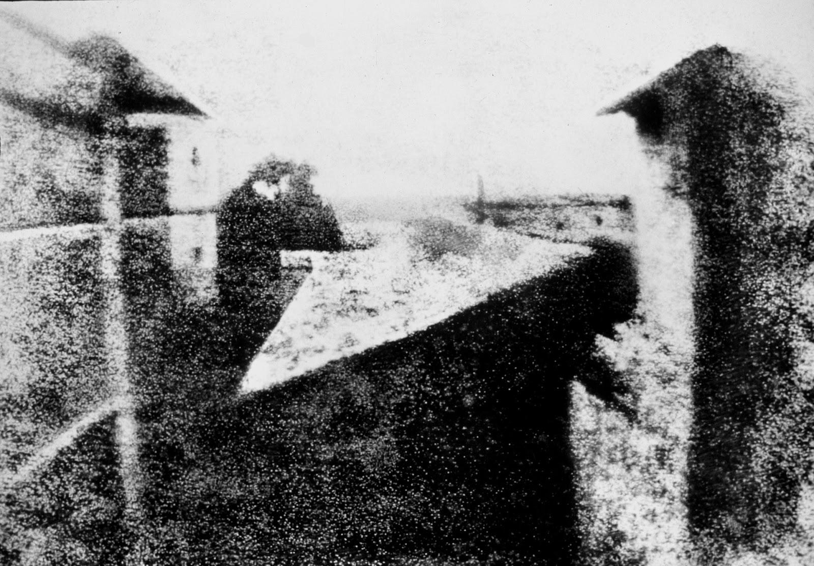 oldest surviving photograph