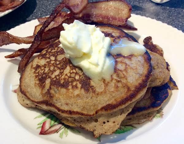Maple Pecan Pancakes