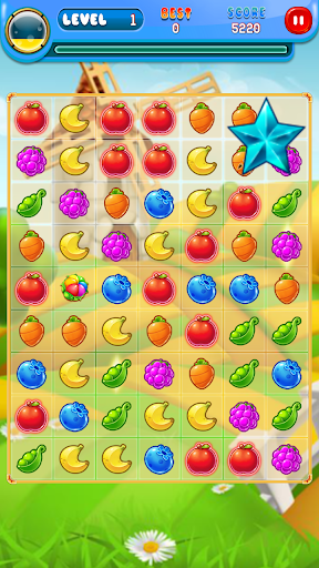 Fruits Garden: Match 3 Challenge 1.2 screenshots 5