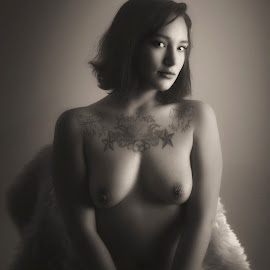 Model: Sassacole by Samuel Burns - Nudes & Boudoir Artistic Nude