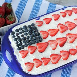 No Bake Icebox Berry Cheesecake
