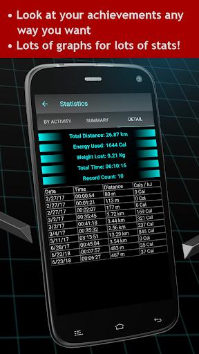 Walking Odometer Pro: GPS Fitness Pedometer screenshots 13