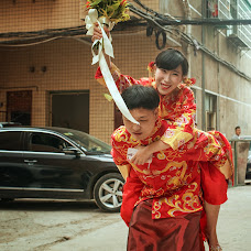 Wedding photographer tang can (tangcan). Photo of 18.09.2016