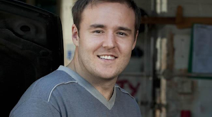 Alan Halsall gets Andy Whyment hooked on hot yoga