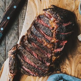 Sous Vide Steak.