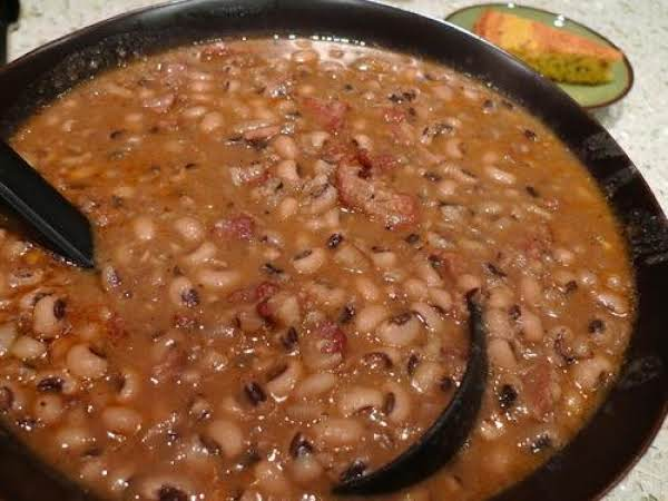 Cajun Blackeyed Peas Recipe