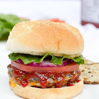 Classic Bean Burger