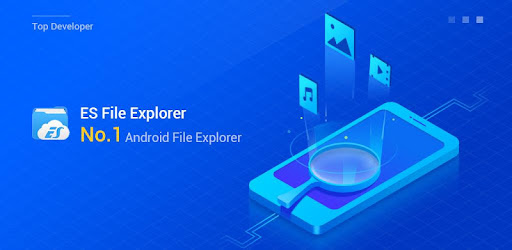 ES File Explorer to easily manage,share all your local Android and Cloud files.