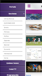 Telemax Sonora screenshot 1