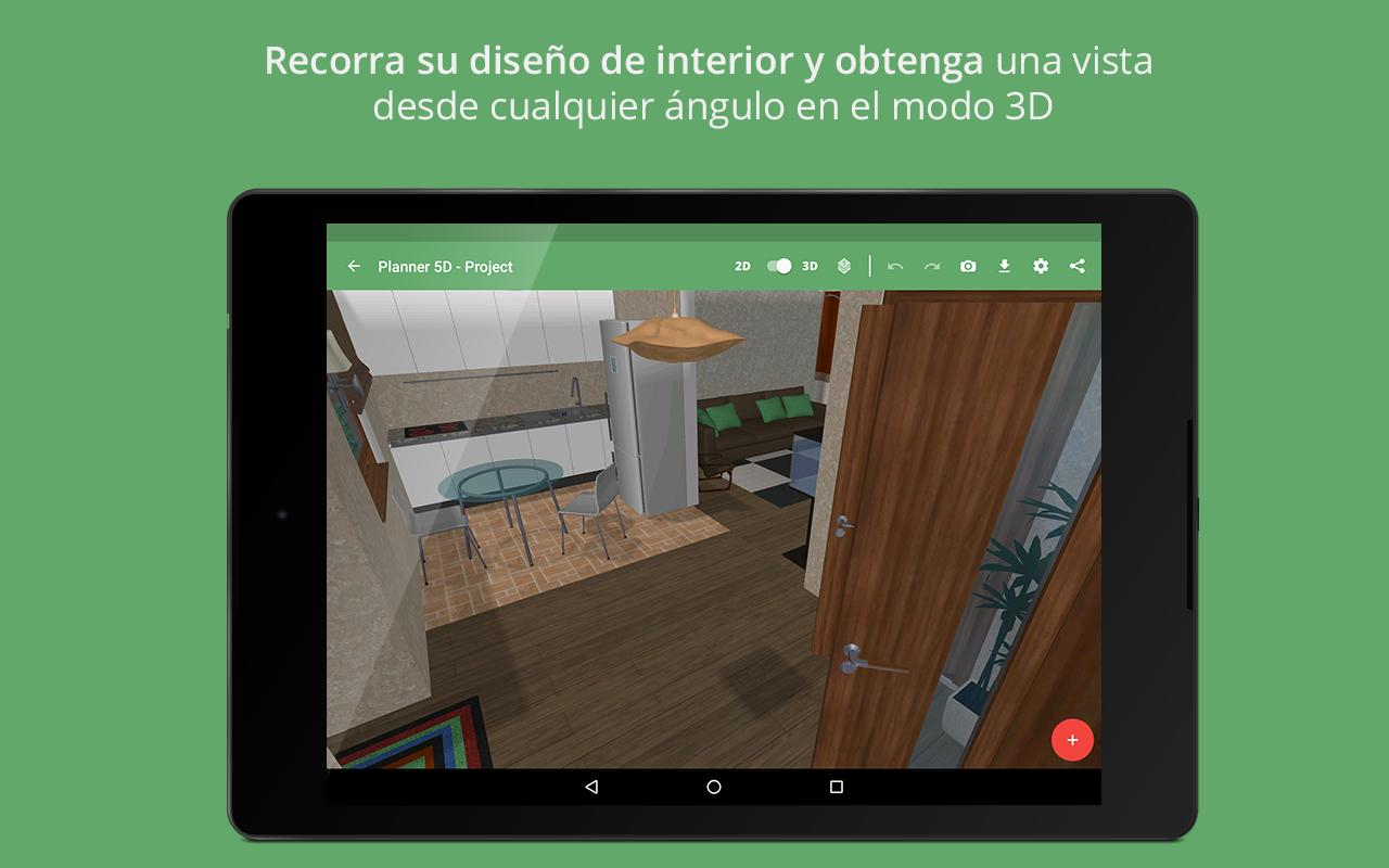 planner 5d dise o interior aplicaciones de android en
