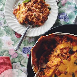 SpaghettiOs® Mac & Cheese Lasagna