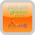 Eid Mubarak 2016 icon