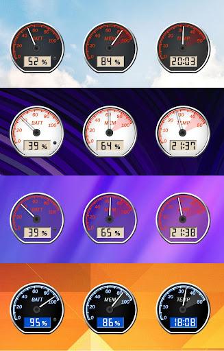 メーターウィジェット XMeter-SIP13 Free
